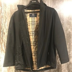 Burberry Jacket size small (regular fit)